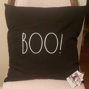 Rae Dunn Halloween pillow